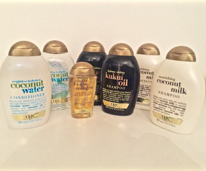 OGX: My Hair Saviour