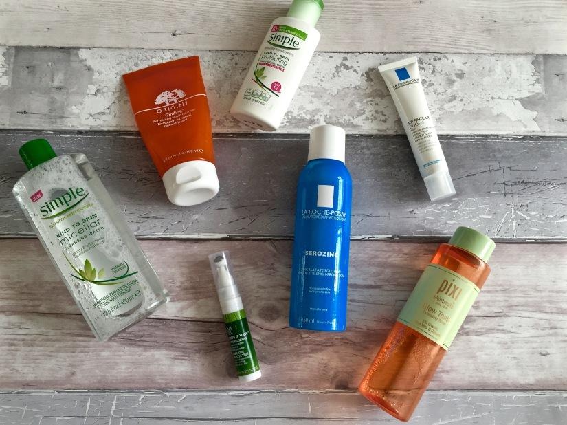 Summer Skincare Routine;Morning