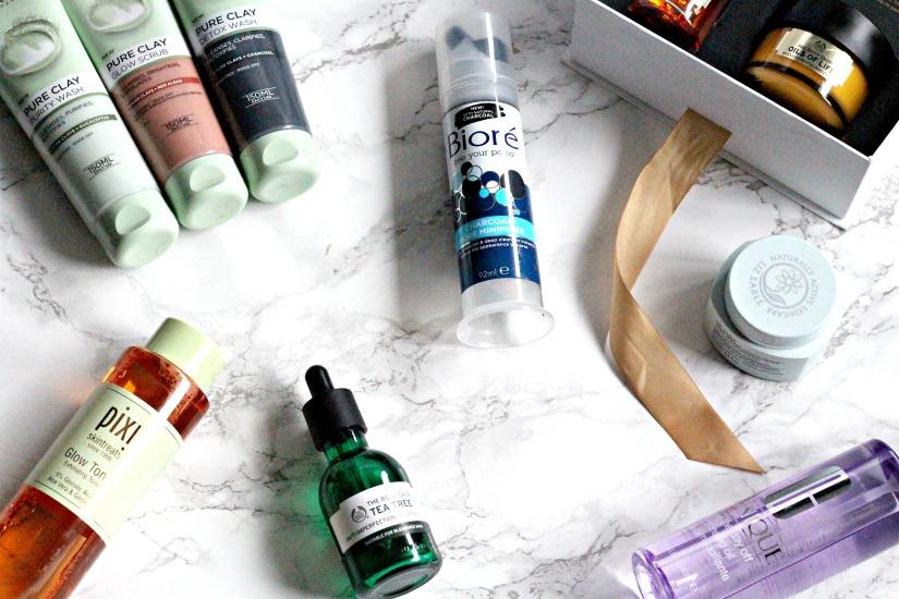 Skincare Haul & FirstImpressions!