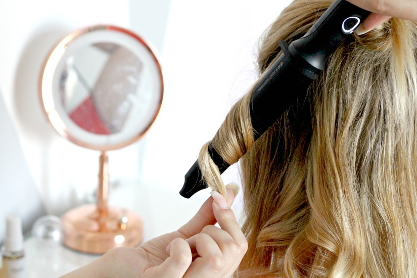 How To: Messy, Beachy Waves!