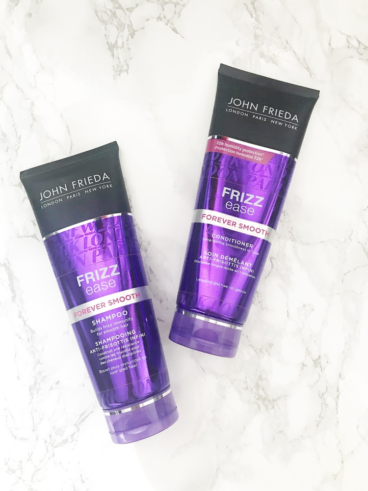 john frieda shampoo and conditioner